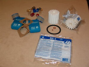 OIL BURNER TUNE-UP KIT (with 3-nozzles, 2-filters & 2-screens)