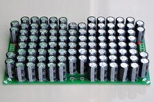 100,000uF RUBYCON Capacitors Module Board,for Upgrade Audio PreAMP or Power AMP.