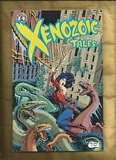 Xenozoic Tales 4 (Cadillacs and Dinosuars) 1987 Mark Schultz Kitchen Sink comix