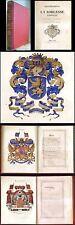 Vicomte de Frejacques  Genealogie  Wappen  Adel  Noblesse Europeenne  1848