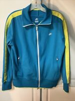 Nike Sportswear Womens Track Jacket Extra Large Full Zip XL