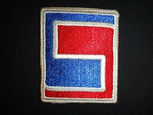World War II Patch US Army 69th INFANTRY Division Shoulder Sleeve Insignia