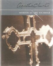 Agatha Christie - Murder at the Vicarage (2 Cass A/book 2001) *NEW* Marple