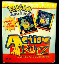 Artbox Pokemon Action Flipz Premier Edition Factory sealed Box New from 1999