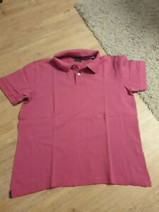 Esprit Poloshirt In Gr XL Pink Neuwertig