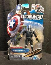 "Marvel Universe Captain America First Avenger Crossbones 3.75"" Action Figure New"