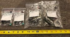Aparoli SJA Plain 66091/QB DIN 931/Hexagonal Screws with Shaft 8.8 36x130/Pack of 5/Quality Basic