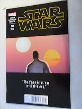 Star Wars USA - # 001-VARIANT EDITION-the Force is strong... - MARVEL-ad 1