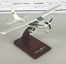 Cessna Stationair C-206 1 of a Kind Large Wooden Model Airplane Aircraft Rare