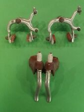 Pair brake lever Weinmann Vintage levers alluminnio d23.8 Vintage Bike Race Back