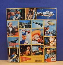 1x Sticker Sheet yellow - aufkleber Thunderbirds 1993 org.back 90's (0782)