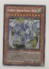 2009 #DPCT-EN003.1 Stardust Dragon/Assault Mode (Green Tin/Secret Rare) Card u3f