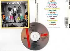 """LES AVIONS """"Fanfare"""" (CD) 1987"""