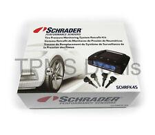 Schrader Tpms Retro Fit Kit Tire Pressure Monitoring Sensor Rubber Stem Kit