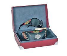 "HARLEY DAVIDSON ""Ladyhawk"" Limited Edition Designer Sunglasses with Crystals"