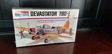Vintage Model Kit: Douglas Devastator TBD-1 Monogram | No. 7575 | 1:48 NIB