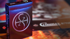 CARTE DA GIOCO Chrome Kings Limited Edition (Artist Edition),poker size