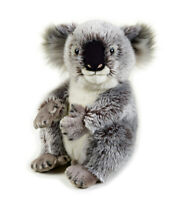 "Koala Stuffed Animal 10""/25cm plush toy National Geographic NEW"