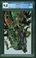 DCeased 1 CGC 9.8 Buy Me Toys BMT Virgin Edition Variant Rodolfo Migliari Cover
