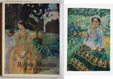 BORISOV-MUSATOV Russian Painters Series, A. RUSAKOV, Peintres russes 19e siecle