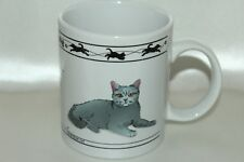 Cat Lovers Limited Collectible Cats Coffee Mug Cup