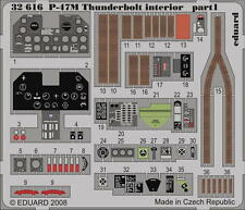 EDUARD 32616 Interior S.A. for Hasegawa® Kit P-47M in 1:32