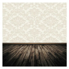 10x10ft Vinyl Studio Retro Damask Photography Backdrop Photo Background