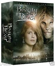Beauty and the Beast Complete Series (Season 1-3) ~ BRAND NEW 15-DISC DVD SET