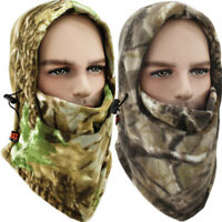 Men Women Winter Warm Hats Cap Fleece Hat Ski Snow Caps Mask Hood Neck Balaclava