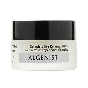 Algenist Anti-Aging Complete Eye Renewal Balm 0.5 oz - NEW IN BOX