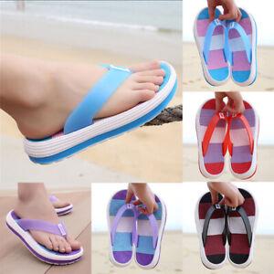 Room Beach Sandals 2021 Summer Slippers Women Durable Flip Flops