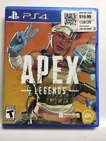 Apex Legends - Lifeline Edition (PS4,Sony Playstation 4,2019)Not a Scratch! USA!