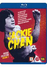 Jackie Chan Collection - Volume 2 NEW Blu-Ray 7-Disc Set John Woo Tao-Liang Tan