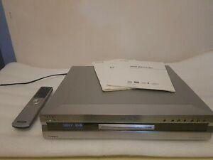 Sony RDR-GX7 DVD Recorder