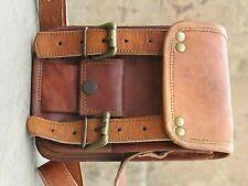 Women's Vintage Pure Leather Handmade Shoulder Satchel Messenger Crossbody Bag