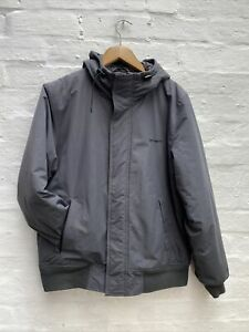 Carhartt Coat KODIAK BLOUSON Grey Size Large