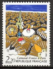 France - 1986 Carnaval of Venice - Mi. 2531 MNH