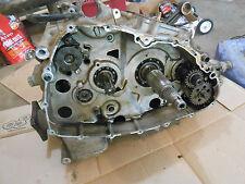Arctic Cat 400 ATV 4x4 2001 01 engine cases crankshaft transmission case gears