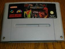 Super Wrestlemania für Super Nintendo SNES