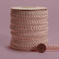 "Light Pink Gimp Braid Trim, 5/8""X 10Yd, New, Free Shipping"