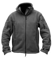 Mens Waterproof Tactical Soft Shell Casual Coat Army Military Outdoor Jacket New