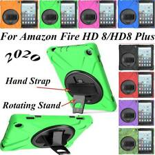 For 2020 Amazon Fire HD 8 Plus 10th Gen Tablet Case Shockproof Rotating Cover