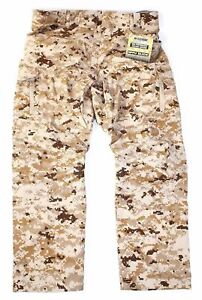 BLACKHAWK! Warrior Wear HPFU Slick 52x39 Combat Pants Desert Digital AOR1