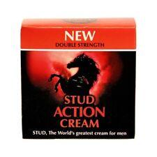 Stud Action Cream 30ml Double Strength Performance Sexual Enhancers Massage