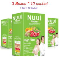 NUUI Fiberry Ultimate Dietary Weight Loss Detoxification in colon No Side Effect