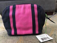 Vera Bradley Colorblock Cosmetic Bag In Petal Paisley NWT New - Retired