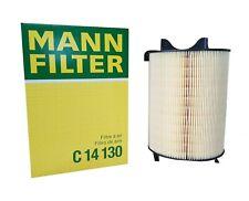 Original MANN Luftfilter C14130 passend für Audi, Seat, Skoda, VW