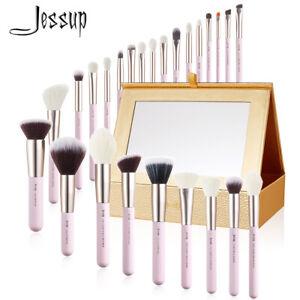 Jessup Make up Brushes Set Soft Eyeshadow Blush Powder Foundation Blending Tool
