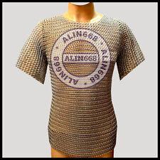 Christmas Presents Xmas Gifts Aluminium XL Round Riveted Chainmail Shirt LN88