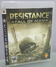N) Resistance: Fall of Man (Sony PlayStation 3, 2006) Video Game